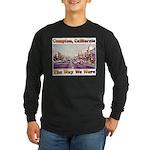 compton copy.jpg Long Sleeve Dark T-Shirt