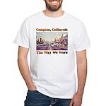 compton copy.jpg White T-Shirt