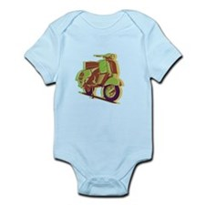Vespa Infant Bodysuit