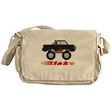 Blake Monster Truck Messenger Bag