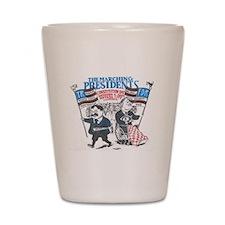 2002 Roosevelts Shot Glass
