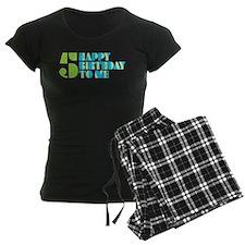 Happy Birthday 5 Pajamas