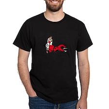 zonbiaearmbargif T-Shirt