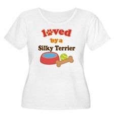 Silky Terrier Dog Gift T-Shirt