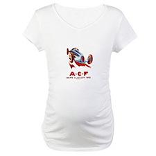 A.C.F Reims - auto race Maternity T-Shirt