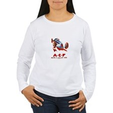 A.C.F Reims - auto race Women's Long Sleeve T-Shir