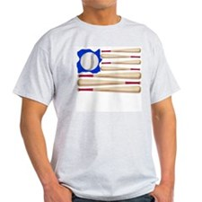 Patriotic Baseball T-Shirt