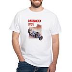 Monaco_final.png White T-Shirt