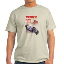 Monaco_final.png Light T-Shirt
