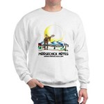 Moosechick Notes Sweatshirt