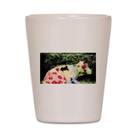 cow_Grunge_5_ovalCap.jpg Shot Glass