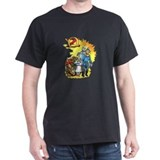 OZ Visitors Black T-Shirt