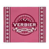 Verbier Honeysuckle Throw Blanket
