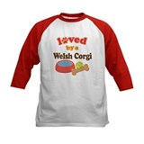 Welsh Corgi Dog Gift Tee