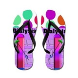 Dialysis Flip Flops
