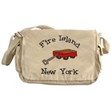 Fire Island Messenger Bag