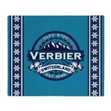 Verbier Ice Throw Blanket