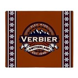 Verbier Vibrant Throw Blanket