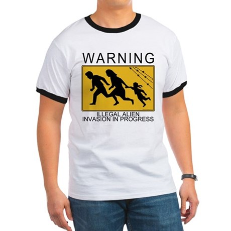 Illegal Invasion Warning Ringer T