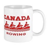 Canada Rowing Small Mugs