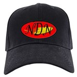 NDN Pride Eagle Feather Black Cap
