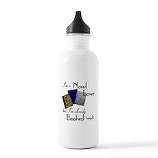 Novel Lover Water Bottle