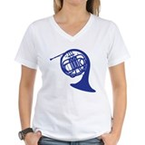 blue french horn Shirt