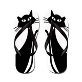 Kitty Flip Flops