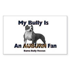 Auburn Bully Decal