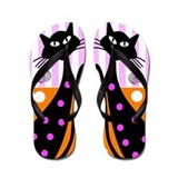 Cat Flip Flops