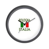 Cute Italian soccer Wall Clock