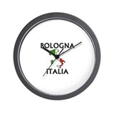 Unique Italian soccer Wall Clock
