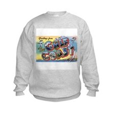 U.S. Gulf Coast Greetings (Front) Sweatshirt