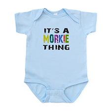 Morkie THING Infant Bodysuit