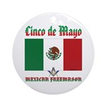 Cinco De Mayo Ornament (Round)