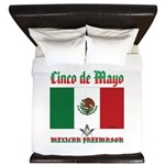 Cinco De Mayo Mason King Duvet
