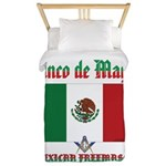 Cinco De Mayo Mason Twin Duvet