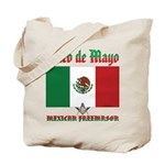 Cinco De Mayo Mason Tote Bag