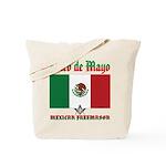 Cinco De Mayo Mason Tote Bag