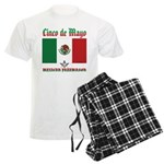 Cinco De Mayo Mason Men's Light Pajamas