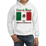 Cinco De Mayo Mason Hooded Sweatshirt