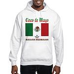 Cinco De Mayo Mason Hooded Sweatshirt