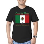 Cinco De Mayo Mason Men's Fitted T-Shirt (dark)