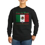 Cinco De Mayo Mason Long Sleeve Dark T-Shirt