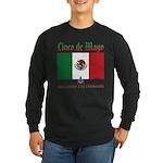 Cinco De Mayo Mason Long Sleeve Dark T-Shirt