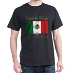 Cinco De Mayo Mason Dark T-Shirt