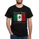 Cinco De Mayo Mason Dark T-Shirt