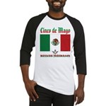 Cinco De Mayo Mason Baseball Jersey