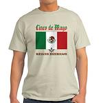 Cinco De Mayo Mason Light T-Shirt