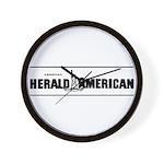 Compton Herald American Wall Clock